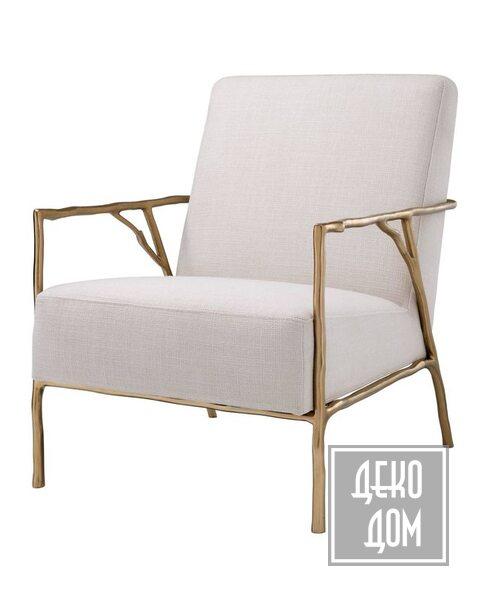 Eichholtz | Кресло Antico (арт.113414) фото | ✆ +38(067)3-999-700 | Цена в Украине | Оригинальный декор для дома |