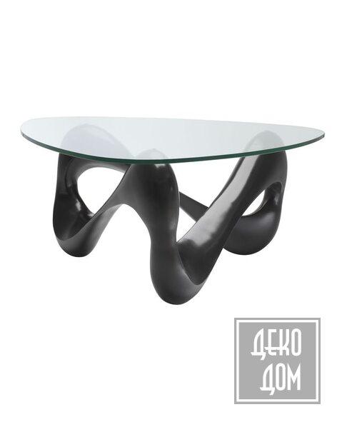 Eichholtz | Кофейный столик Aventura Ø98cm (арт.112801) фото | ✆ +38(067)3-999-700 | Цена в Украине | Оригинальный декор для дома |