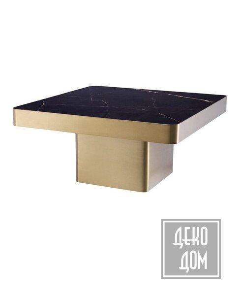 Eichholtz   Кофейный столик Luxus 80x80cm (арт.114118) фото   ✆ +38(067)3-999-700   Цена в Украине   Оригинальный декор для дома  