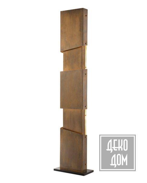 Eichholtz   Торшер Shadow (арт.113138) фото   ✆ +38(067)3-999-700   Цена в Украине   Оригинальный декор для дома  