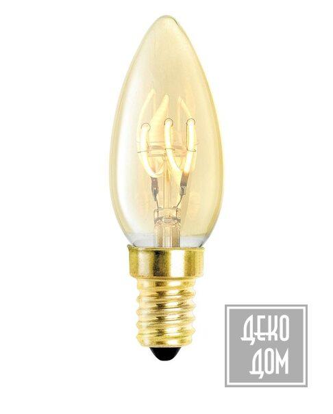 Eichholtz | LED лампа Candle 4W Ø3,5cm (арт.111177) фото | ✆ +38(067)3-999-700 | Цена в Украине | Оригинальный декор для дома |