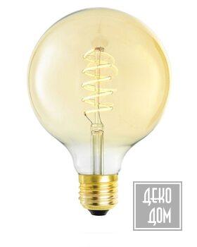 LED лампа Globe 4W Ø12,5cm (арт.111178)