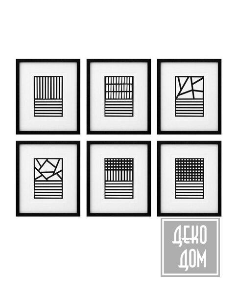 Eichholtz | Картины Ernesto Rigo set of 6 (арт.113849) фото | ✆ +38(067)3-999-700 | Цена в Украине | Оригинальный декор для дома |