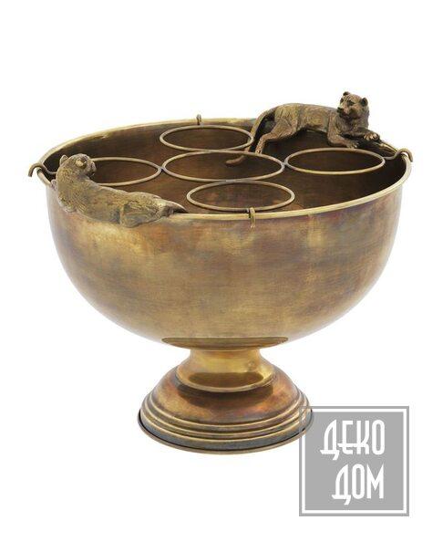 Eichholtz | Ведерко для льда Jordan (арт.113096) фото | ✆ +38(067)3-999-700 | Цена в Украине | Оригинальный декор для дома |