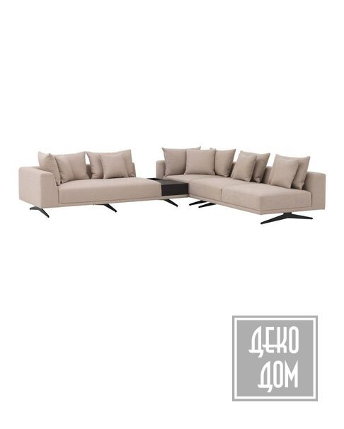Eichholtz | Диван Endless 335х290cm (арт.114824) фото | ✆ +38(067)3-999-700 | Цена в Украине | Оригинальный декор для дома |
