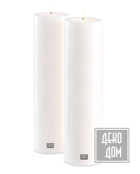 Eichholtz | Искусственная свеча H45cm 2\Set (арт.115303) фото | ✆ +38(067)3-999-700 | Цена в Украине | Оригинальный декор для дома |