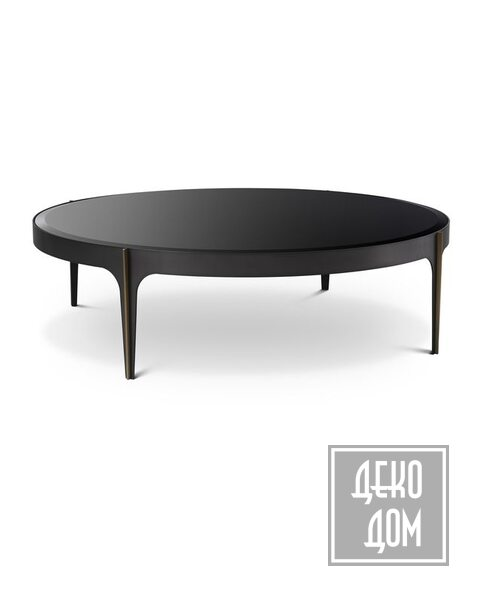 Eichholtz | Кофейный столик Artemisa Ø120cm (арт.115618) фото | ✆ +38(067)3-999-700 | Цена в Украине | Оригинальный декор для дома |