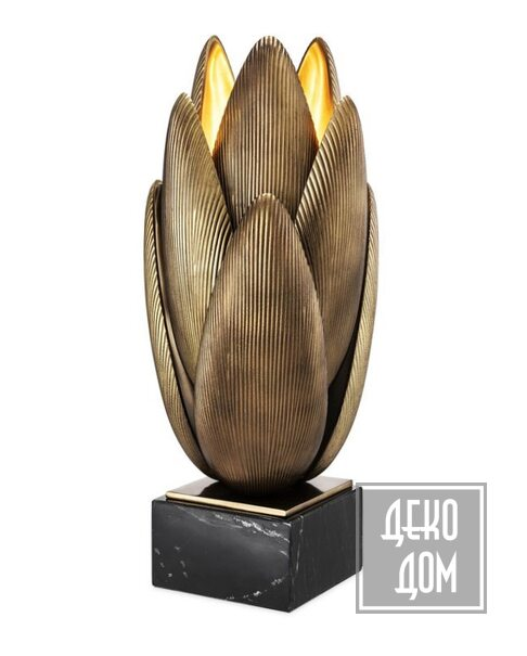 Eichholtz | Настольная лампа Blossom H52cm (арт.113701) фото | ✆ +38(067)3-999-700 | Цена в Украине | Оригинальный декор для дома |