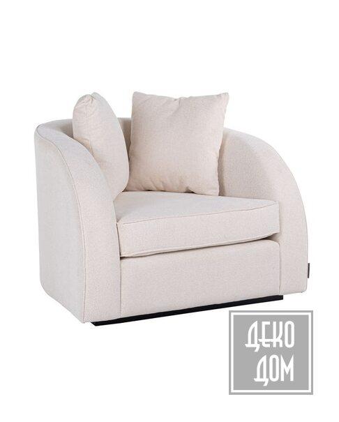 DecoDom | Кресло Darwin White (арт.S5123) фото | ✆ +38(067)3-999-700 | Цена в Украине | Оригинальный декор для дома |