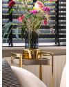 DecoDom | Столик на колесах Calesta Round (арт.7506) фото | ✆ +38(067)3-999-700 | Цена в Украине | Оригинальный декор для дома |