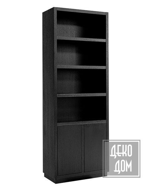 DecoDom | Книжный шкаф Oakura Black (арт.6516) фото | ✆ +38(067)3-999-700 | Цена в Украине | Оригинальный декор для дома |