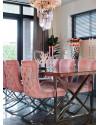 DecoDom | Стул Scarlett Pink (арт.S4415) фото | ✆ +38(067)3-999-700 | Цена в Украине | Оригинальный декор для дома |
