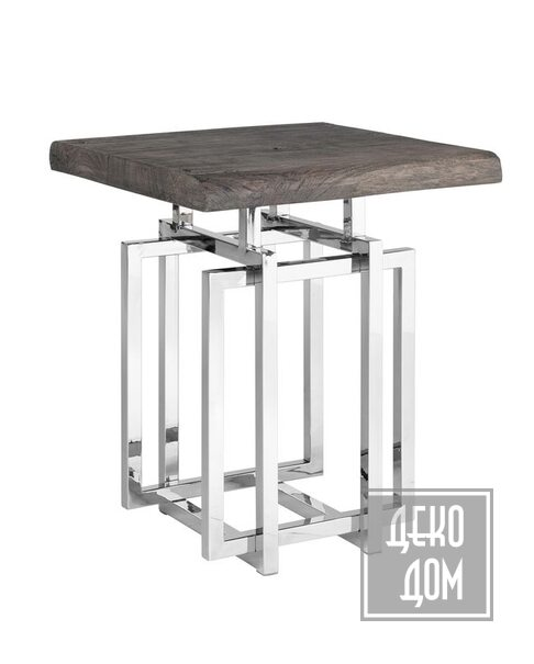 DecoDom   Барный столик Tuxedo Silver (арт.9131) фото   ✆ +38(067)3-999-700   Цена в Украине   Оригинальный декор для дома  