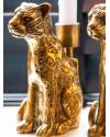 Подсвечник Lyle Leopard H16cm (арт.KA-0101)