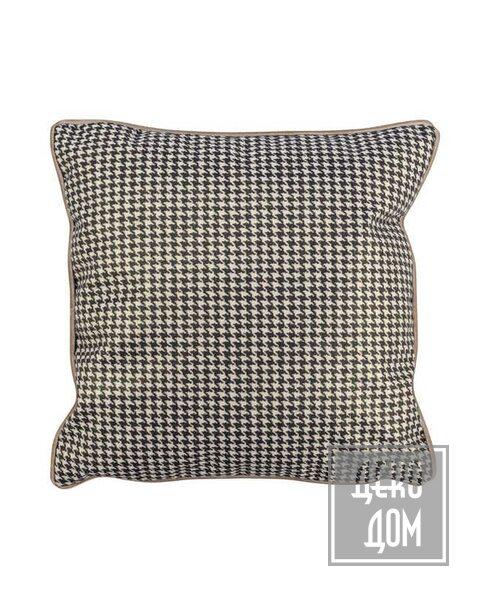 DecoDom | Подушка Joy 45x45cm (арт.KU-0043) фото | ✆ +38(067)3-999-700 | Цена в Украине | Оригинальный декор для дома |