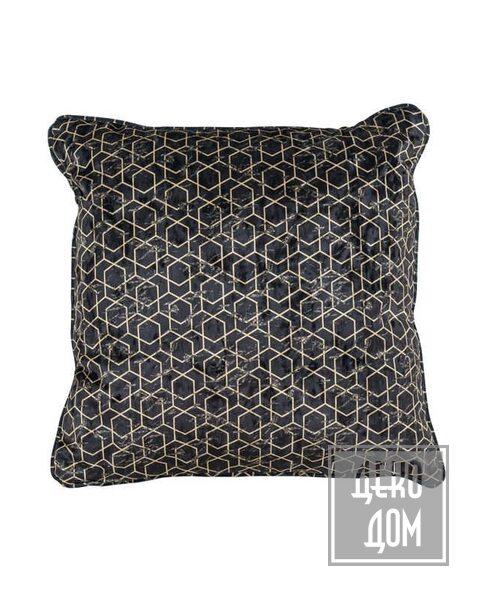 DecoDom | Подушка Jezz 45x45cm (арт.KU-0052) фото | ✆ +38(067)3-999-700 | Цена в Украине | Оригинальный декор для дома |