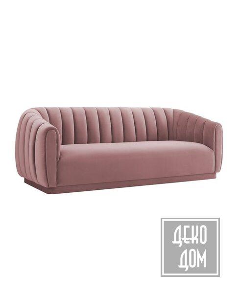 DecoDom | Диван Lorena Pink 230x95cm (арт.S5110) фото | ✆ +38(067)3-999-700 | Цена в Украине | Оригинальный декор для дома |