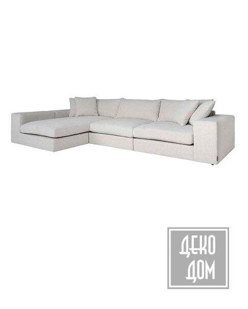 DecoDom | Угловой диван Juniper Lounge Beige (арт.S5127) фото | ✆ +38(067)3-999-700 | Цена в Украине | Оригинальный декор для дома |