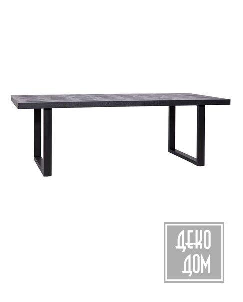 DecoDom | Обеденный стол Blax 200x100cm (арт.7548) фото | ✆ +38(067)3-999-700 | Цена в Украине | Оригинальный декор для дома |