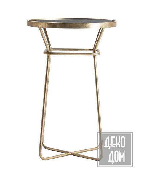 DecoDom* | Столик KEINARL Ø40cm (VC-26735) фото | ✆ +38(067)3-999-700 | Цена в Украине | Оригинальный декор для дома |