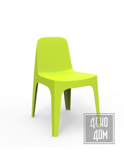 Vondom   Стул Solid (арт.55024-Pis) фото   ✆ +38(067)3-999-700   Цена в Украине   Оригинальный декор для дома  