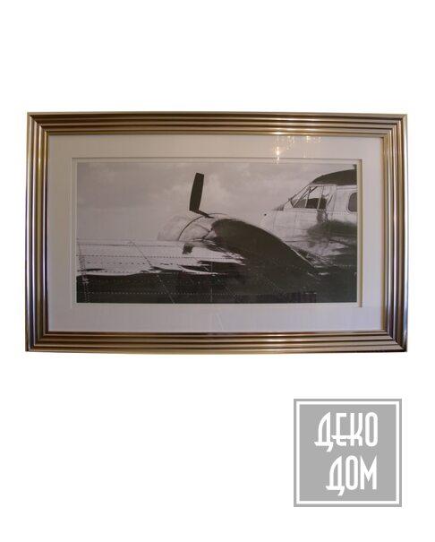KARE   Картина Aviator TOP Series 85x135cm (арт.36720) фото   ✆ +38(067)3-999-700   Цена в Украине   Оригинальный декор для дома  